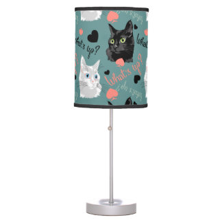 What's up? table lamp