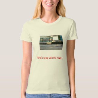 What's Wrong with this Image? T-Shirt