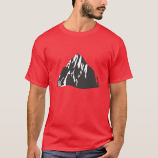 What's Your Everest front and back graphic T-Shirt
