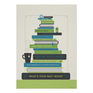 What's Your Next Book? Poster