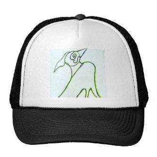 What''sa Birda With York Trucker Hat