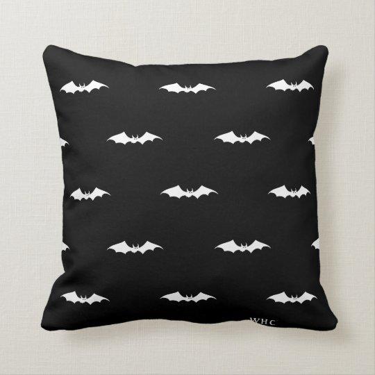 WHC - Bat Throw Pillow