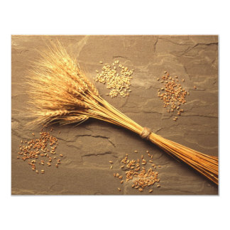 Wheat Card