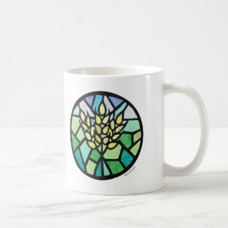 wheat coffee mug