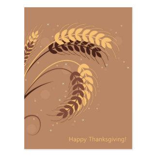 Wheat Ears Postcard
