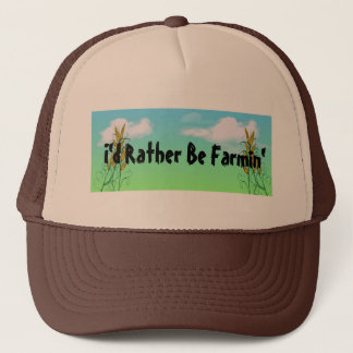 Wheat Farming Farmers Crops Hats