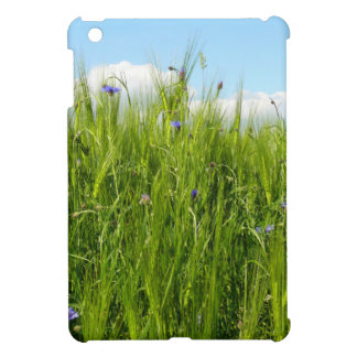 Wheat field in spring / Weizenfeld Cover For The iPad Mini
