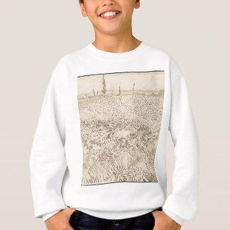 Wheat Field - Van Gogh Sweatshirt