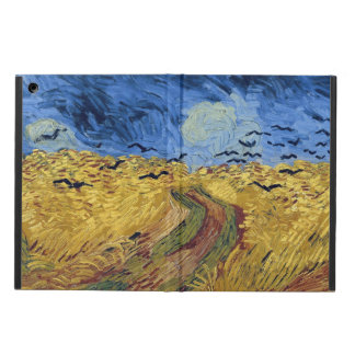 Wheat Field with Crows by Van Gogh Case For iPad Air