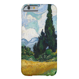 Wheat Field with Cypresses Barely There iPhone 6 Case