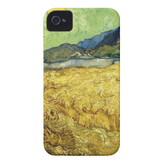 Wheat Fields with Reaper at Sunrise - Van Gogh iPhone 4 Cover