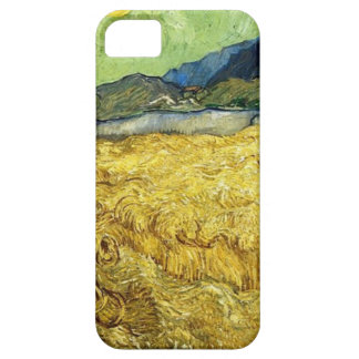 Wheat Fields with Reaper at Sunrise - Van Gogh iPhone 5 Cover