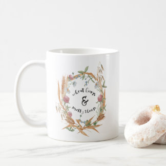 Wheat Kings & Pretty Things Coffee Mug