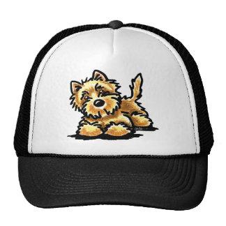 Wheaten Cairn Terrier Trucker Hat