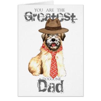 Wheaten Dad Card