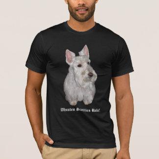 Wheaten Scotties Rule! T-Shirt