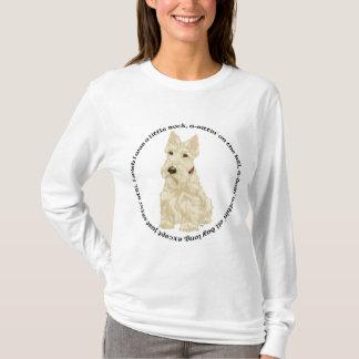Wheaten Scottish Terrier Ponders T-Shirt