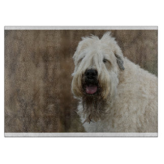 wheaten-terrier 2 cutting board