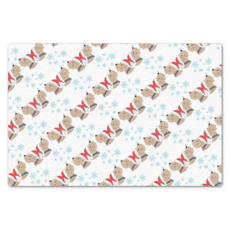 Wheaten Terrier Christmas Wrapping Tissue Paper