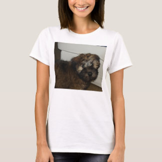 Wheaten_terrier puppy T-Shirt
