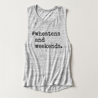 Wheatens and Weekends Tank Top