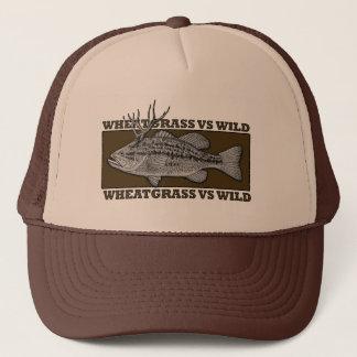 Wheatgrass VS Wild Trucker Hat