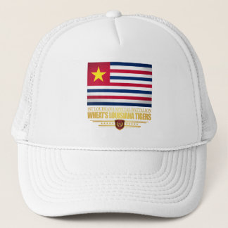 Wheat's Louisiana Tigers Trucker Hat