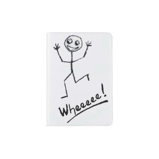 Wheeeee! Passport Cover