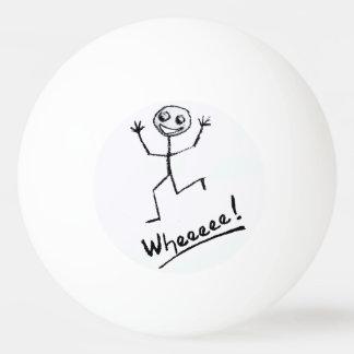 Wheeeee! Ping Pong Ball