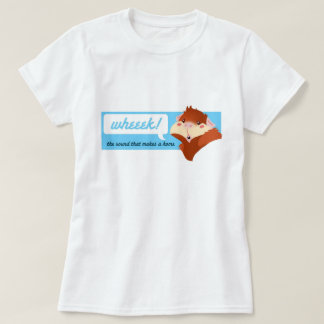 """Wheek!"" Guinea pig T-Shirt"