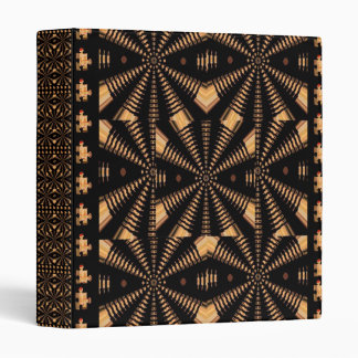 WHEEL Chakra Golden Sparkle Spring Pillars GIFTS 3 Ring Binder