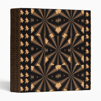 WHEEL Chakra Golden Sparkle Spring Pillars GIFTS Vinyl Binders