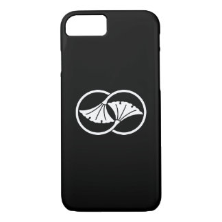 Wheel difference ginkgo iPhone 8/7 case