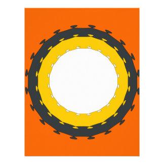 Wheel Letterhead