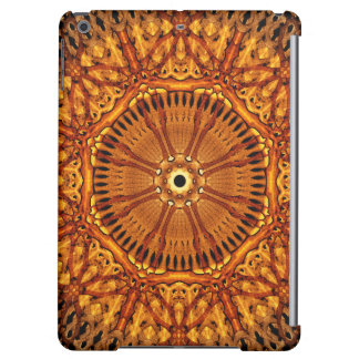 Wheel of Ages Mandala Case For iPad Air