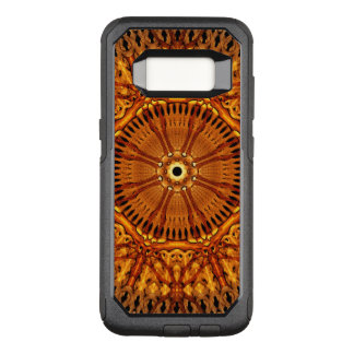 Wheel of Ages Mandala OtterBox Commuter Samsung Galaxy S8 Case