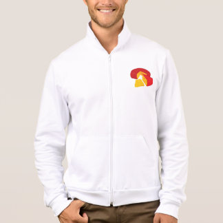 Wheel Of Cheese Mens Jacket