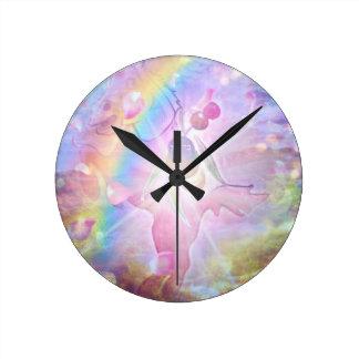 Wheel Of Fortune Round Clock