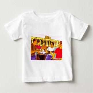Wheel of SambaFIM - Rio De Janeiro - Brazil Baby T-Shirt