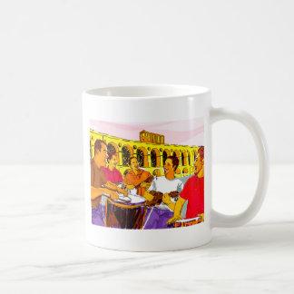Wheel of SambaFIM - Rio De Janeiro - Brazil Coffee Mug