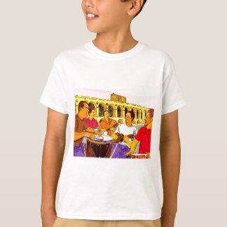 Wheel of SambaFIM - Rio De Janeiro - Brazil T-Shirt