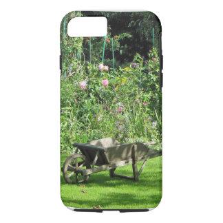 Wheelbarrow at Giverny iPhone 7 Case