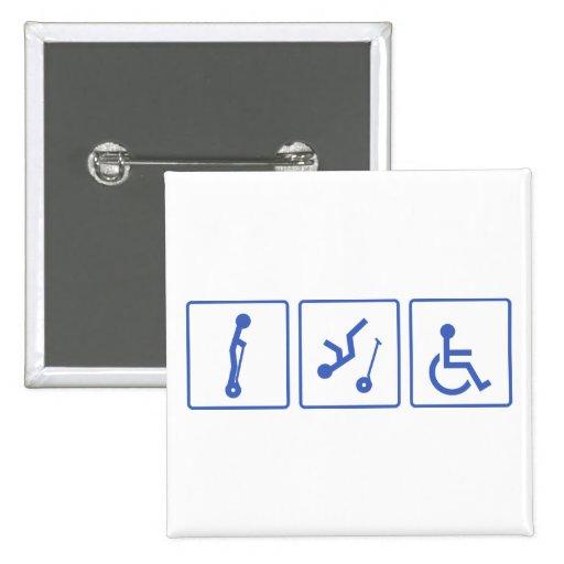 Wheelchair Guy Button