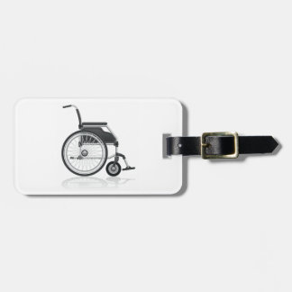 Wheelchair Luggage Tags