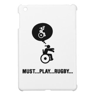 Wheelchair Rugby iPad Mini Cover