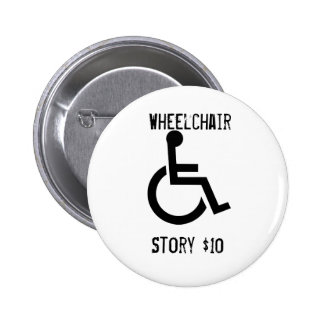 Wheelchair Story Button
