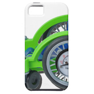 WheelchairWithGauge062115 iPhone 5 Case