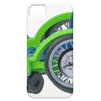WheelchairWithGauge062115 iPhone 5 Cases