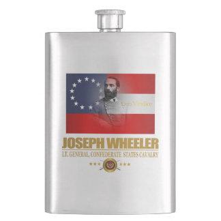 Wheeler (Southern Patriot) Hip Flask