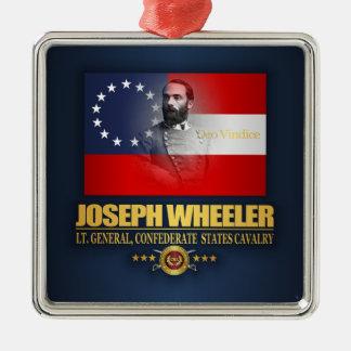 Wheeler (Southern Patriot) Metal Ornament